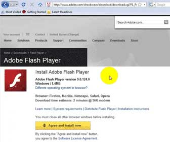 Learn How-To Download and Install the Adobe Flash Player Plugin onto Firefox