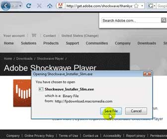 Learn How-To Find, Download and Install the Adobe Shockwave Player plug-in onto Firefox
