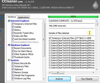 Learn How-To Use CCleaner to Clean, Optimize and Free-Up Hard Drive Space in Windows