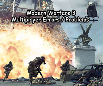 How-To Fix Steam Error Cannot Play MW3 Multiplayer