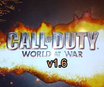 Call of Duty: World at War PC Patch v1.6 Download is out!