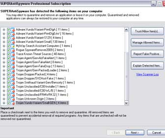 Review: SUPERAntiSpyware (Spyware, Malware, Adware Remover)