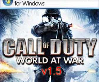 Call of Duty: World at War 1.5 Patch / Update Download