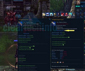 What is Gear Item Level Rating in Tera, Explained