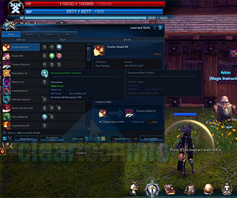Tera Glyphs & Skills Tutorial for Newbies