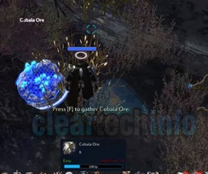 Tera Online – Best Cobala Ore Locations to Gather