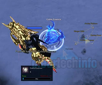 Best Goblu Essence, Pure Goblu Essence, Aurora Scarabs Farming Locations Tera Guide