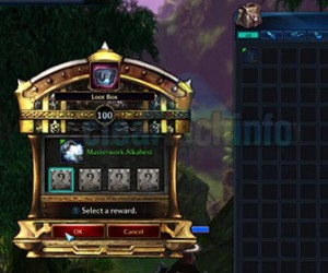 Tera - Opening 100 Masterwork Alkahest Box, Rewards Tutorial