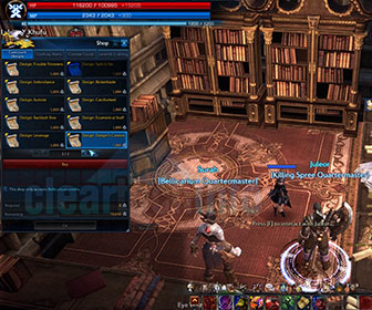 Tera – Crafting Ambit Controvert Weapons & Armor Gear Guide