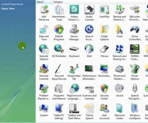 Introduction to the Windows Vista Control Panel