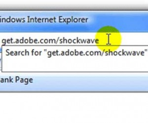 Learn How-To Install the Adobe Shockwave Player onto Internet Explorer