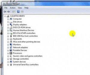 Introduction to the Vista Device Manager
