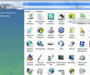 Learn How-To Modify The AutoPlay Disc Feature In Vista
