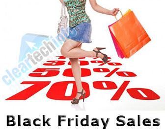 Black Friday Sales Weekend
