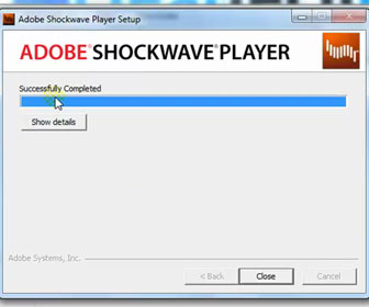 How-To Download and Install the Adobe Shockwave Player on Firefox 3.6+