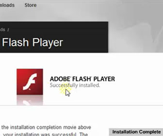 How-To Download and Install the Adobe Flash Player on Firefox 3.6+