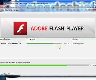 How-To Install the Adobe Flash Player on Internet Explorer 8