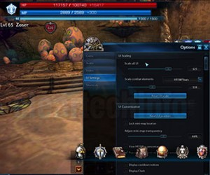 Tera Graphical User Interface Tutorial