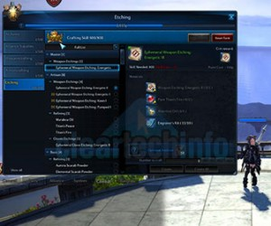 Tera Online Leveling Crafting 1 to 800 Master
