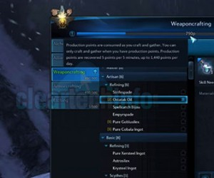 Tera - Production Points Guide, What They Are, How-To Get More