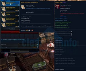 How-To Get PvP Defiance Gear in Tera