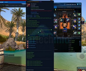Crafting Renegade PvP Gear Set in Tera Online